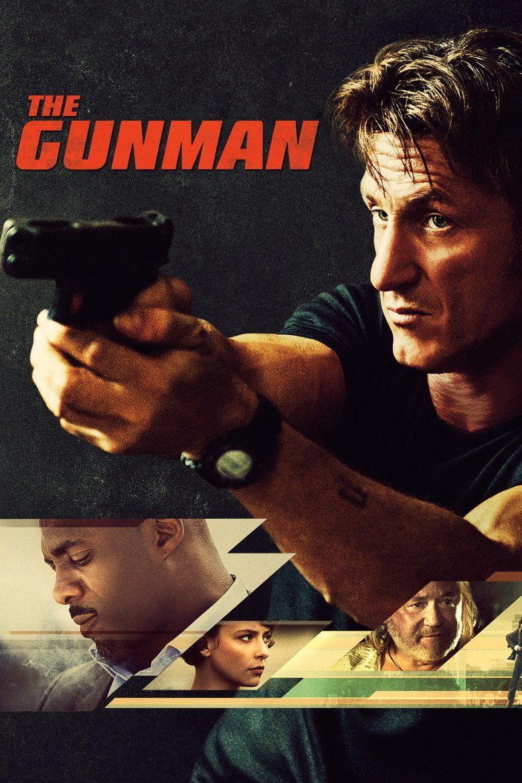 The Gunman (film) movie poster