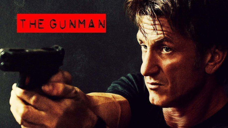 The Gunman (film) movie scenes