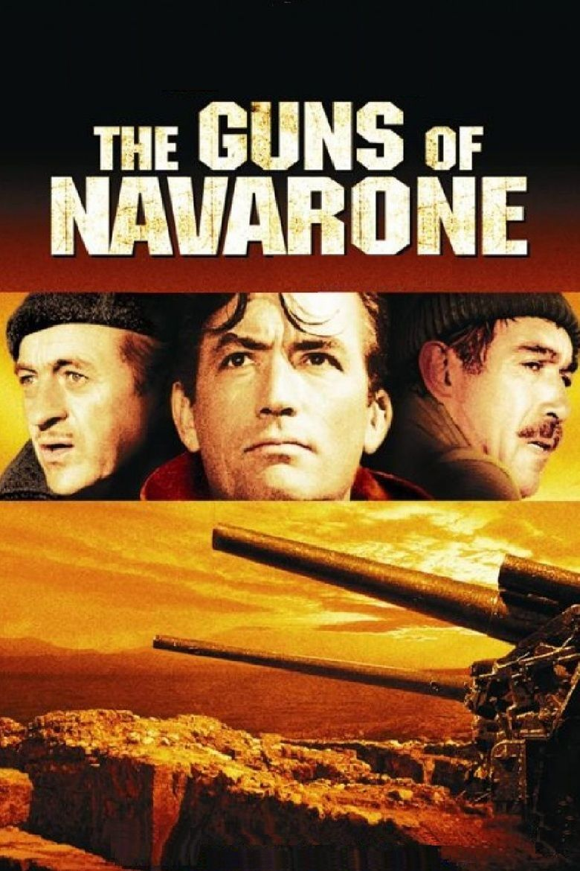 The Guns of Navarone (film) movie poster