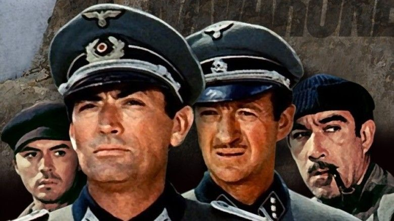 Image result for THE GUNS OF NAVARONE