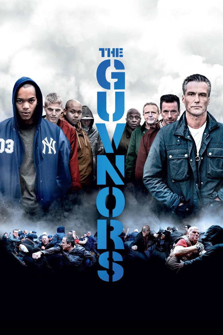 The Guvnors movie poster