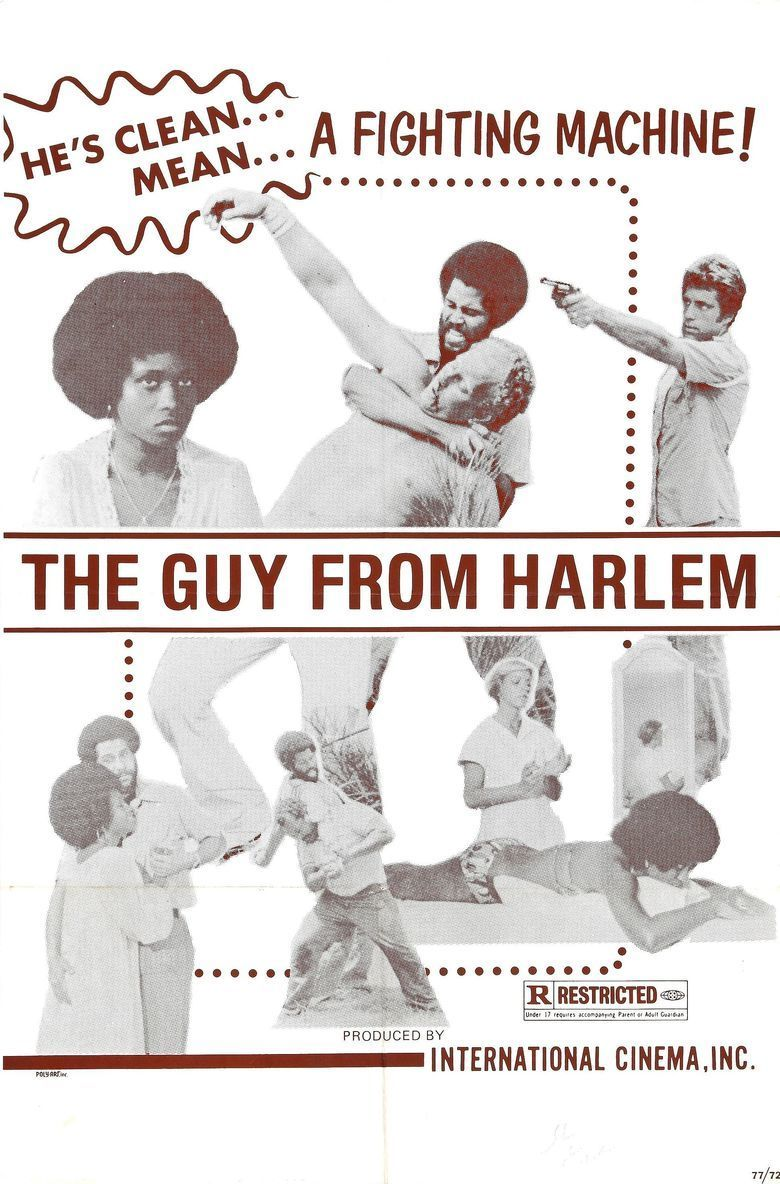 The Guy from Harlem movie poster
