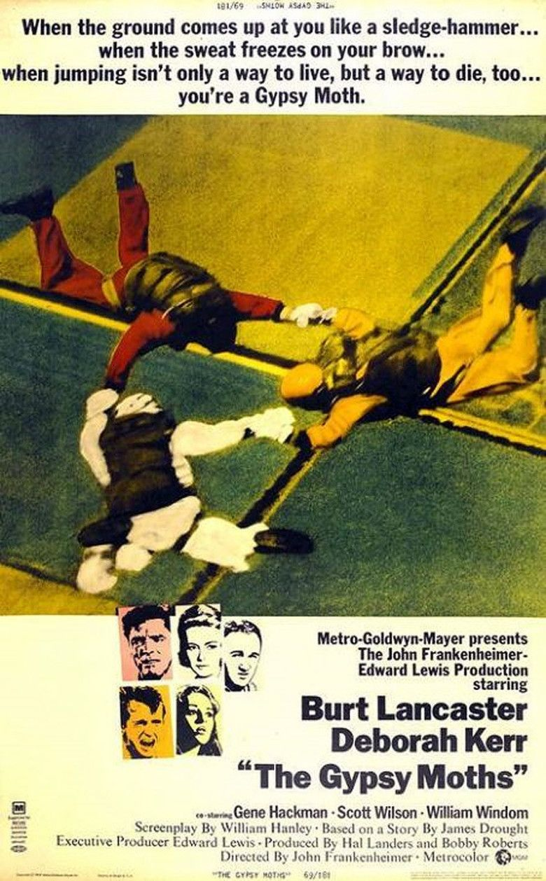 The Gypsy Moths movie poster