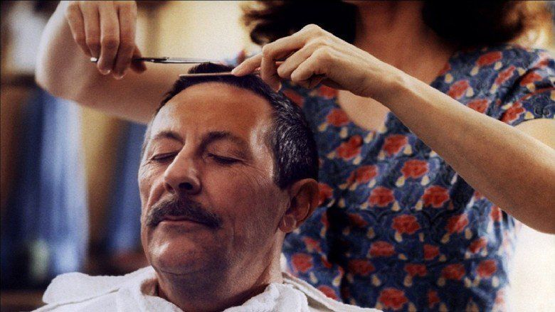 The Hairdressers Husband movie scenes