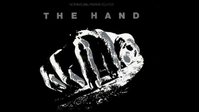 The Hand (film) movie scenes