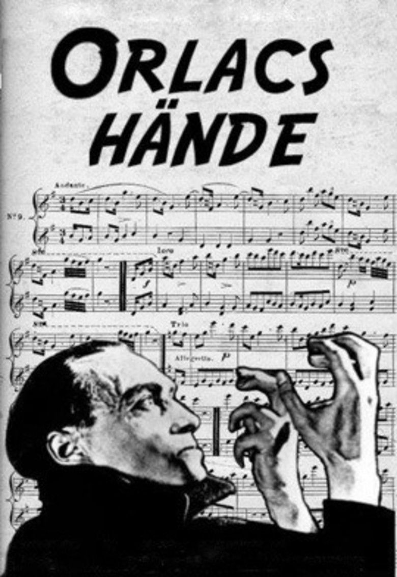 manos orlac 1924