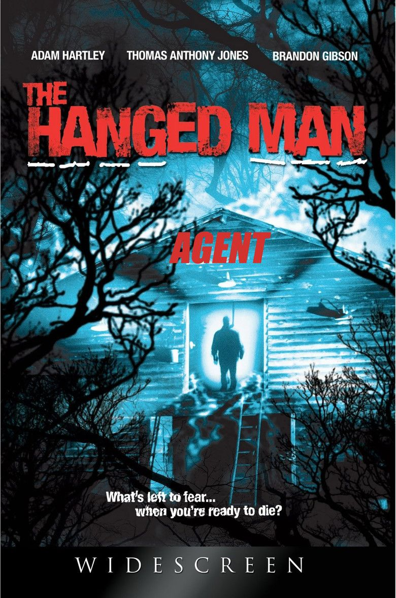 The Hanged Man (2007 film) movie poster