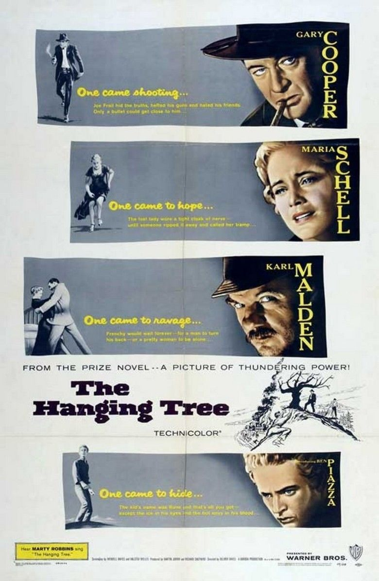 The Hanging Tree movie poster