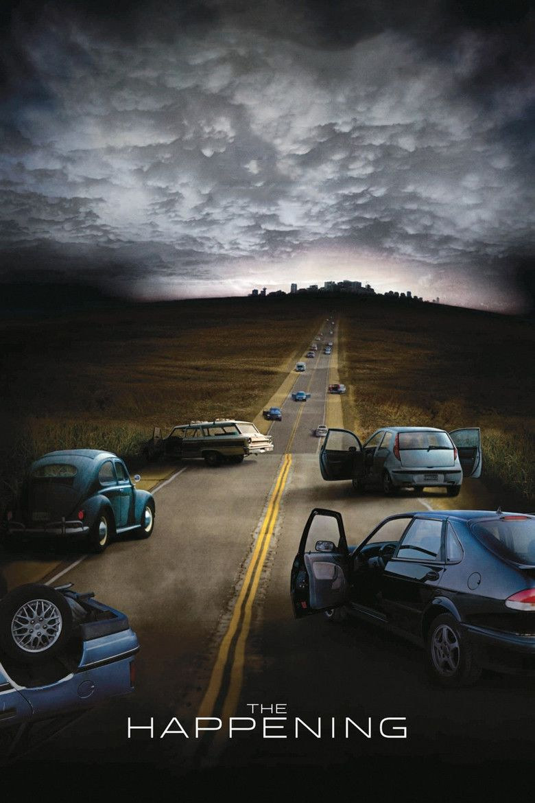 The Happening (2008 film) movie poster