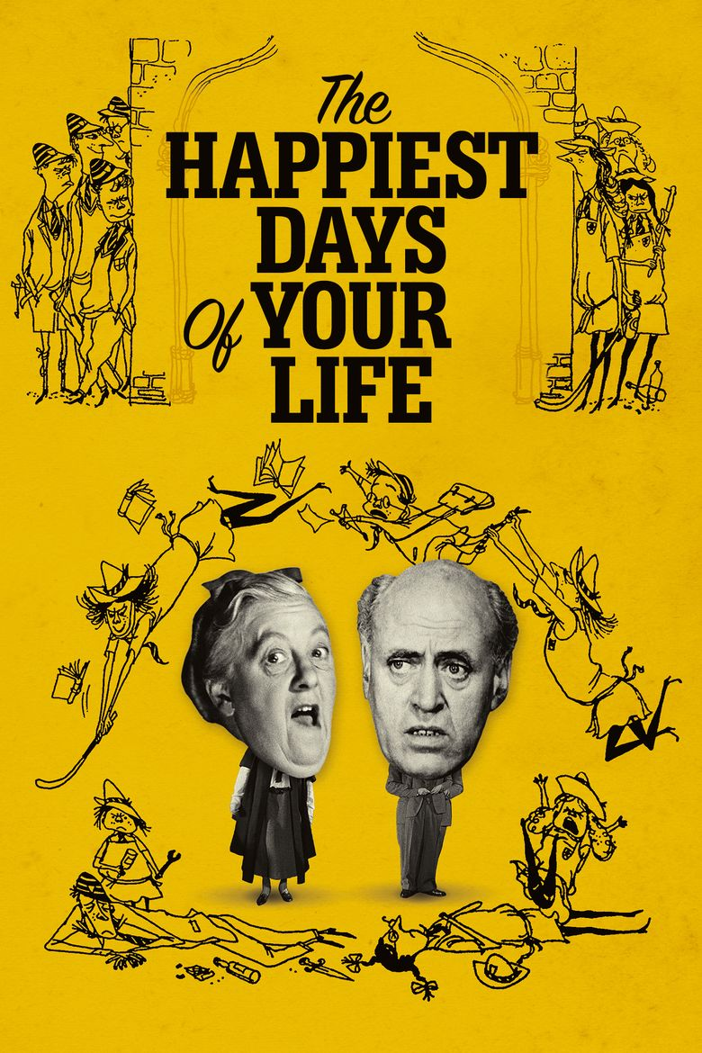 The Happiest Days of Your Life movie poster
