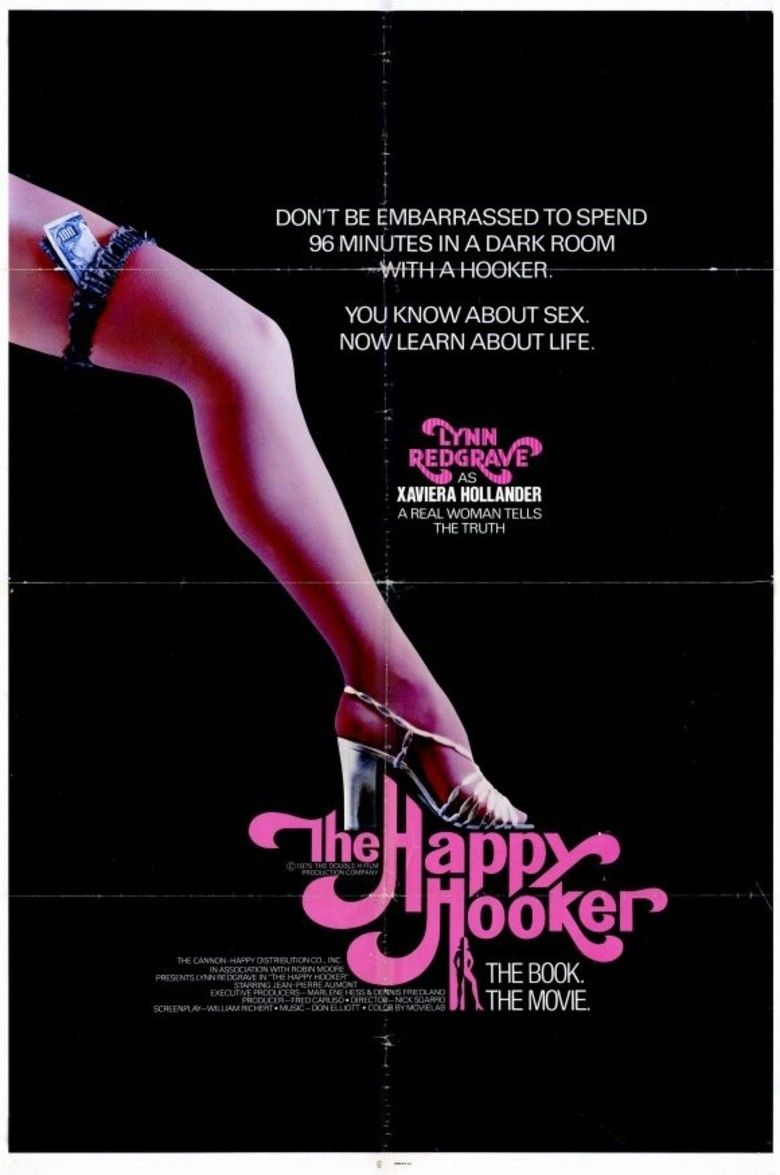 The Happy Hooker (film) movie poster