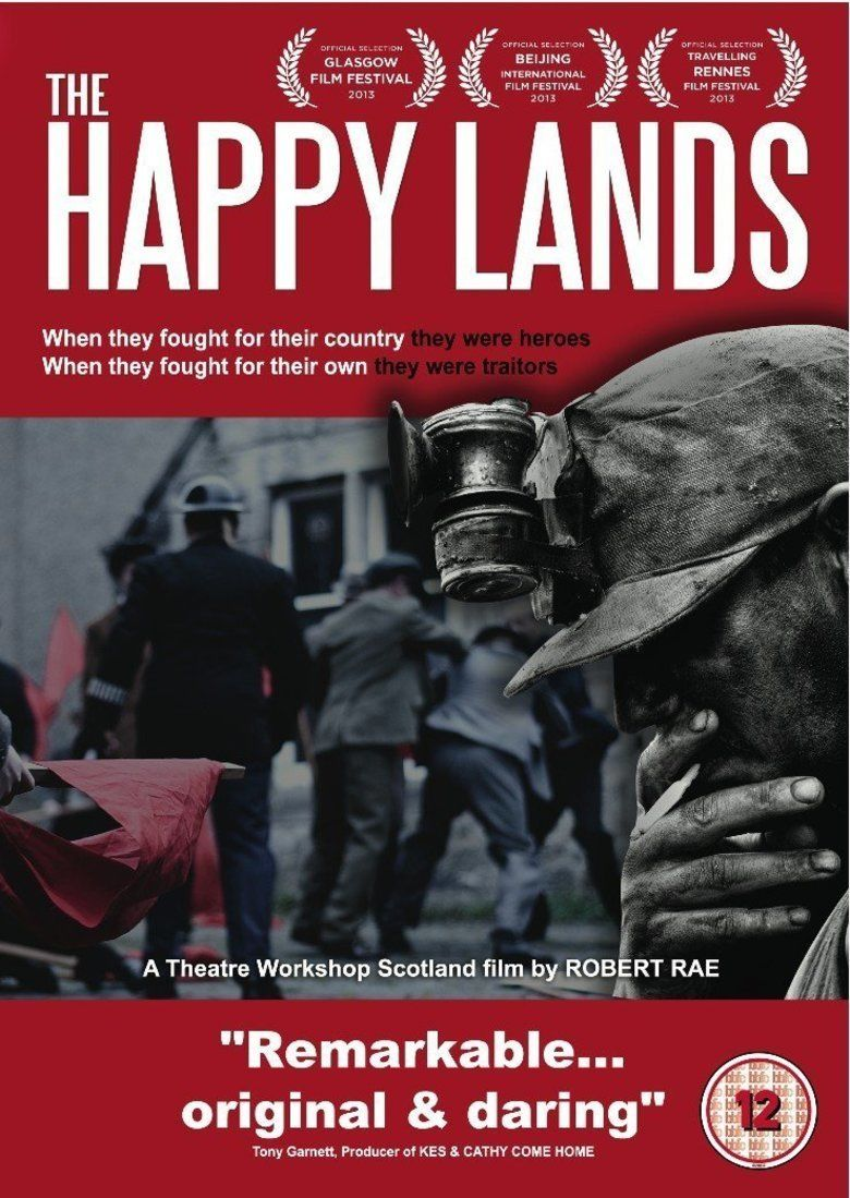 The Happy Lands movie poster
