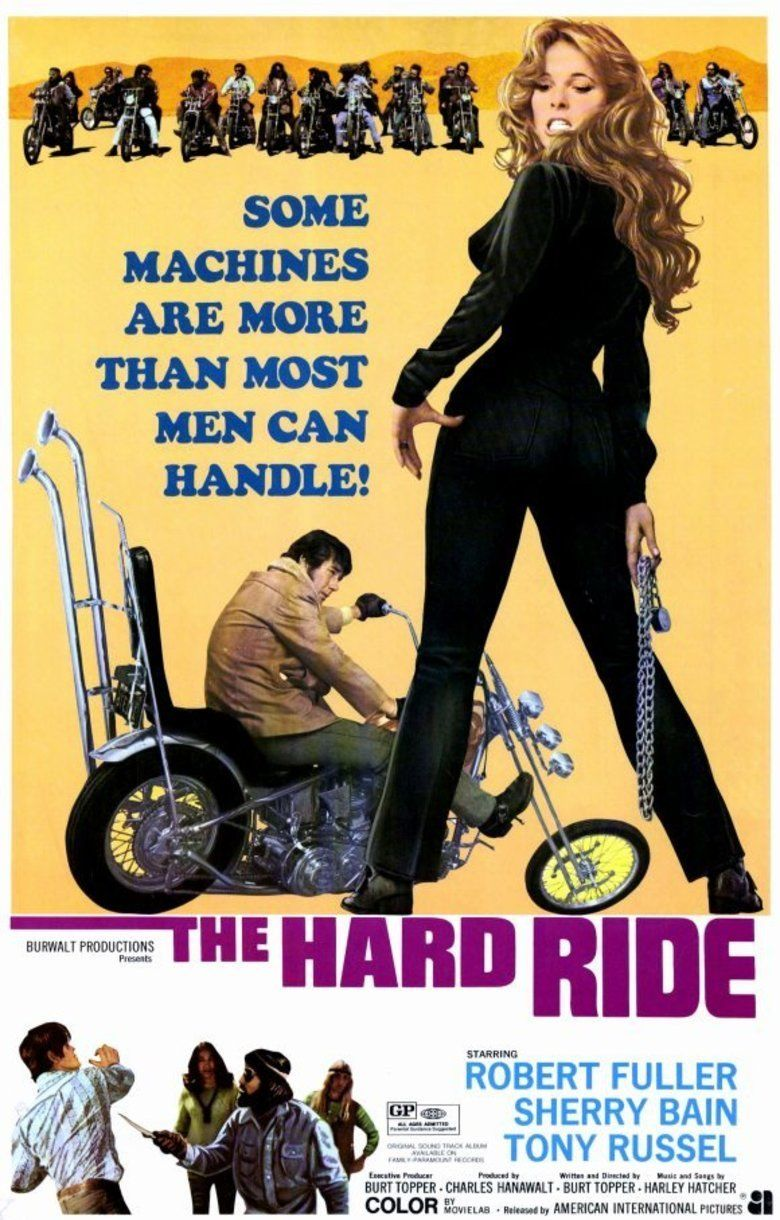 The Hard Ride movie poster