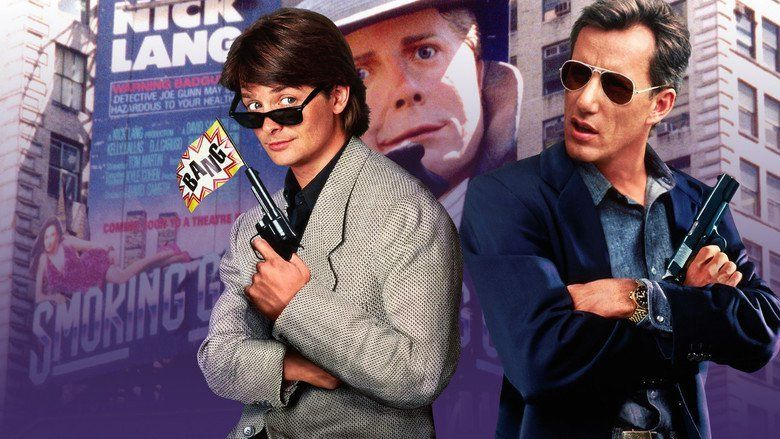 The Hard Way (1991 film) movie scenes