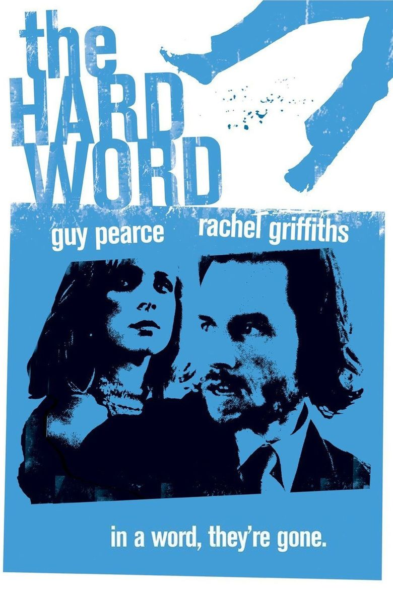 The Hard Word movie poster