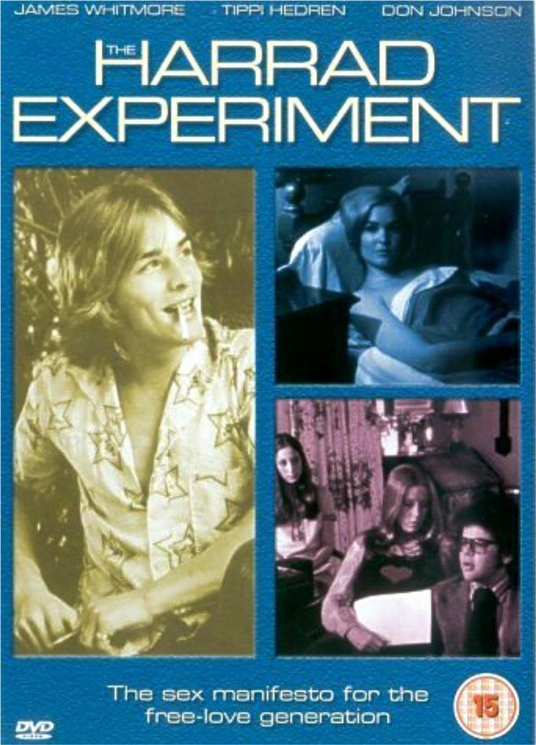 The Harrad Experiment movie poster