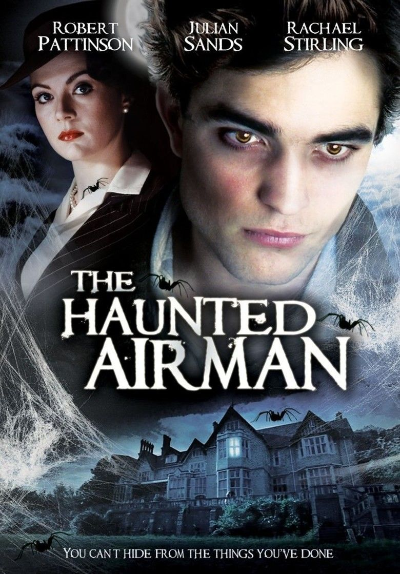 The Haunted Airman movie poster