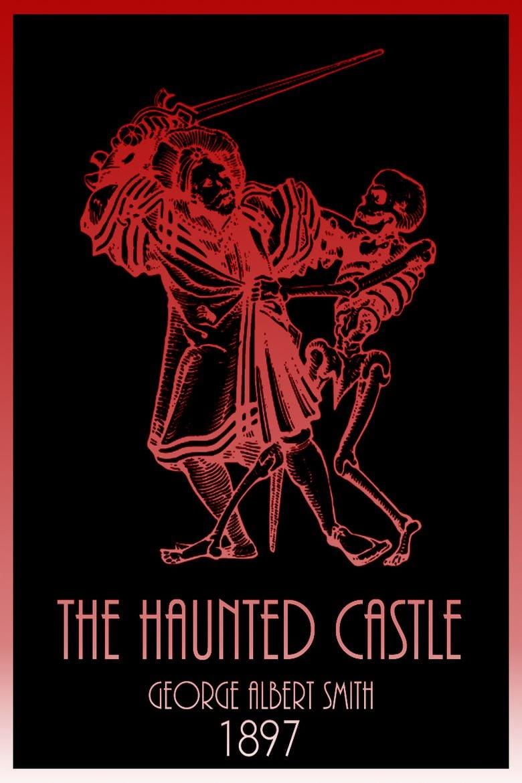 The Haunted Castle (1897 British film) movie poster
