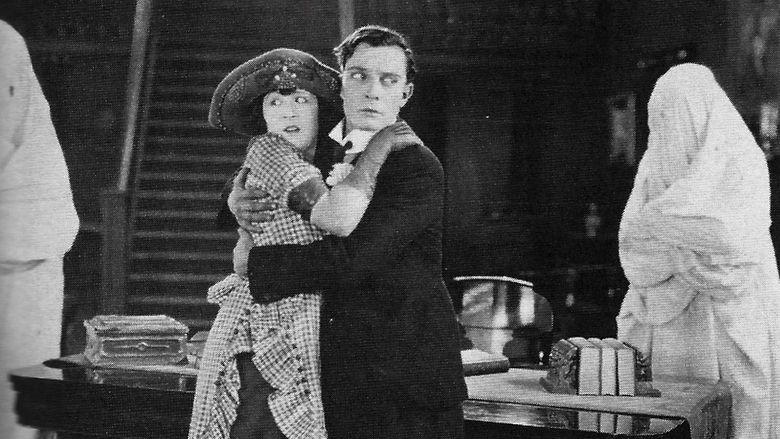 The Haunted House (1921 film) movie scenes