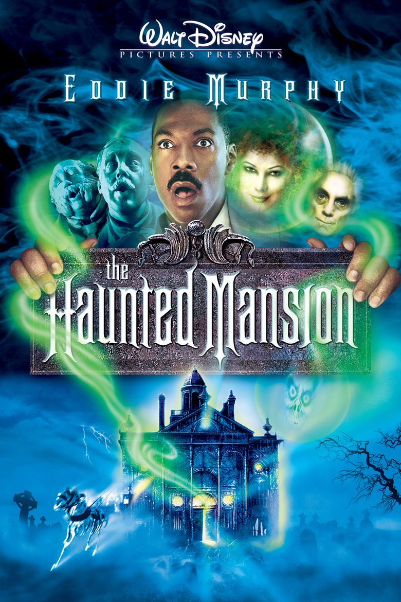 The Haunted Mansion (film) movie poster