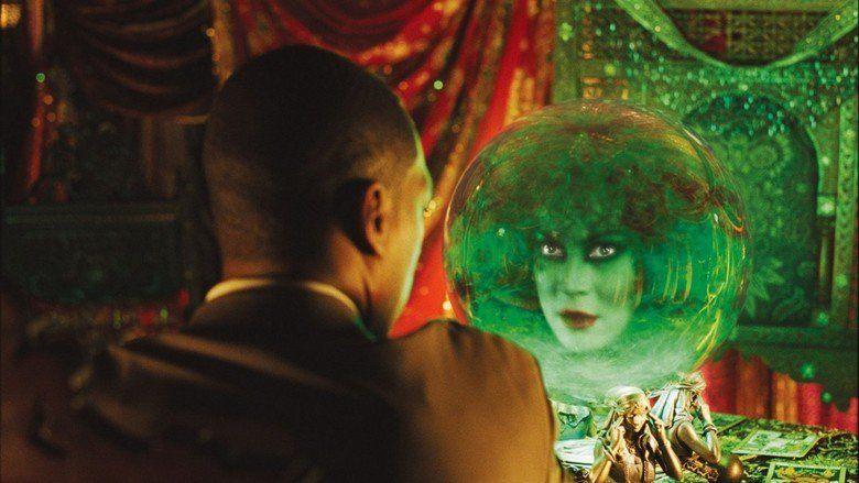 The Haunted Mansion (film) movie scenes