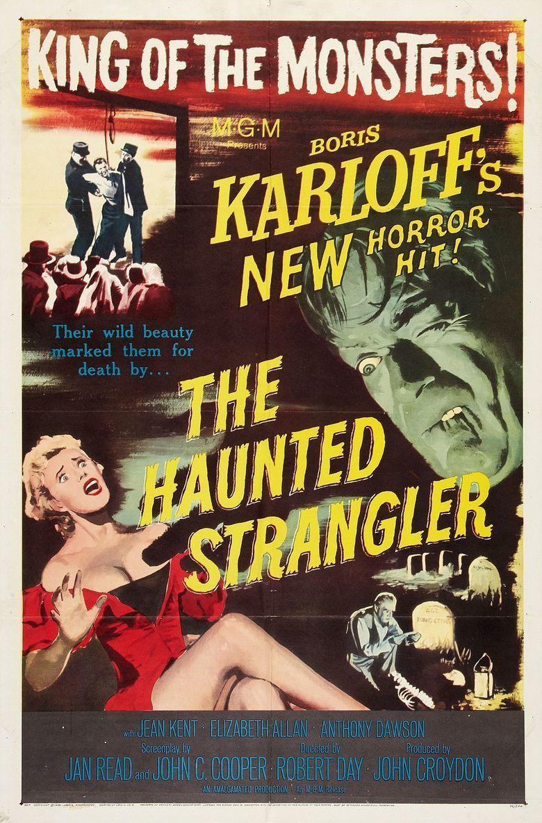 The Haunted Strangler movie poster