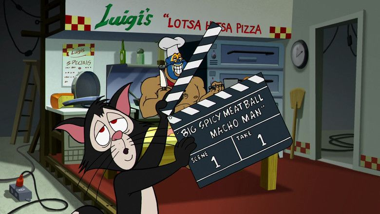 The Haunted World of El Superbeasto movie scenes