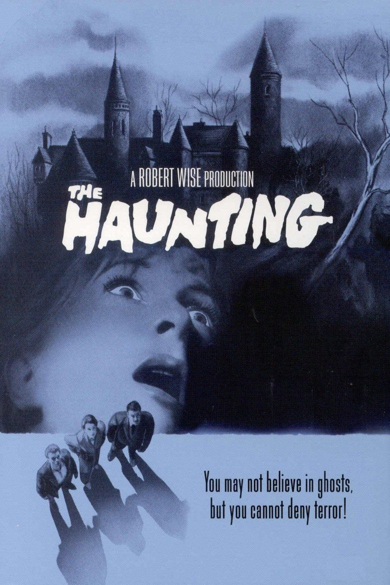 The Haunting (1963 film) movie poster