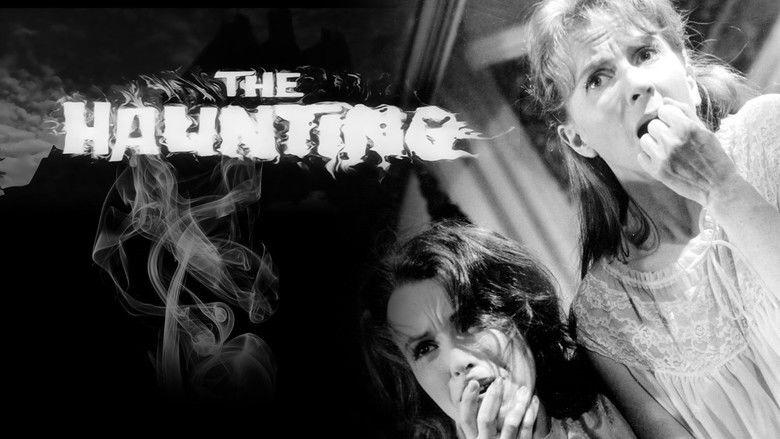The Haunting (1963 film) movie scenes