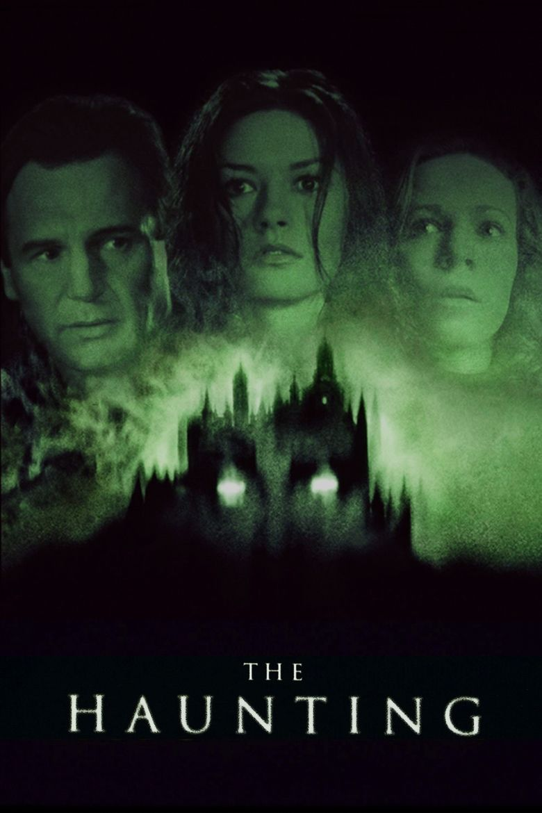 The Haunting (1999 film) movie poster