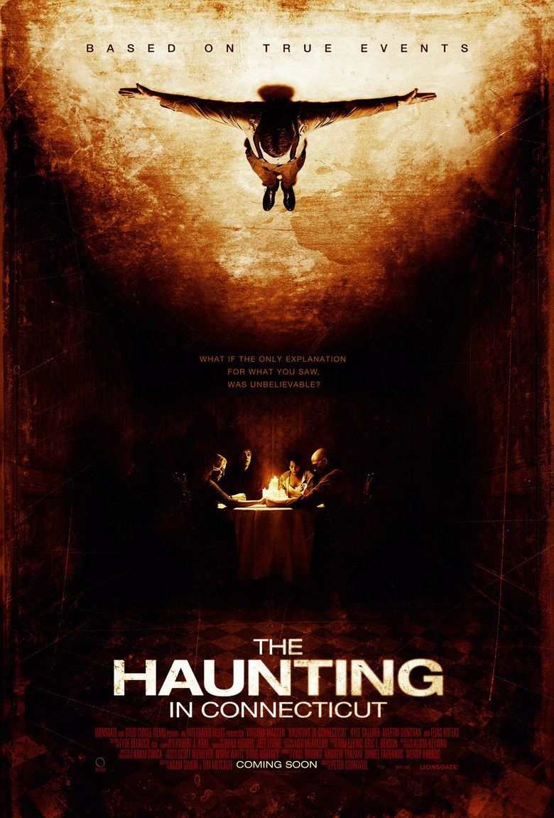 The Haunting in Connecticut movie poster