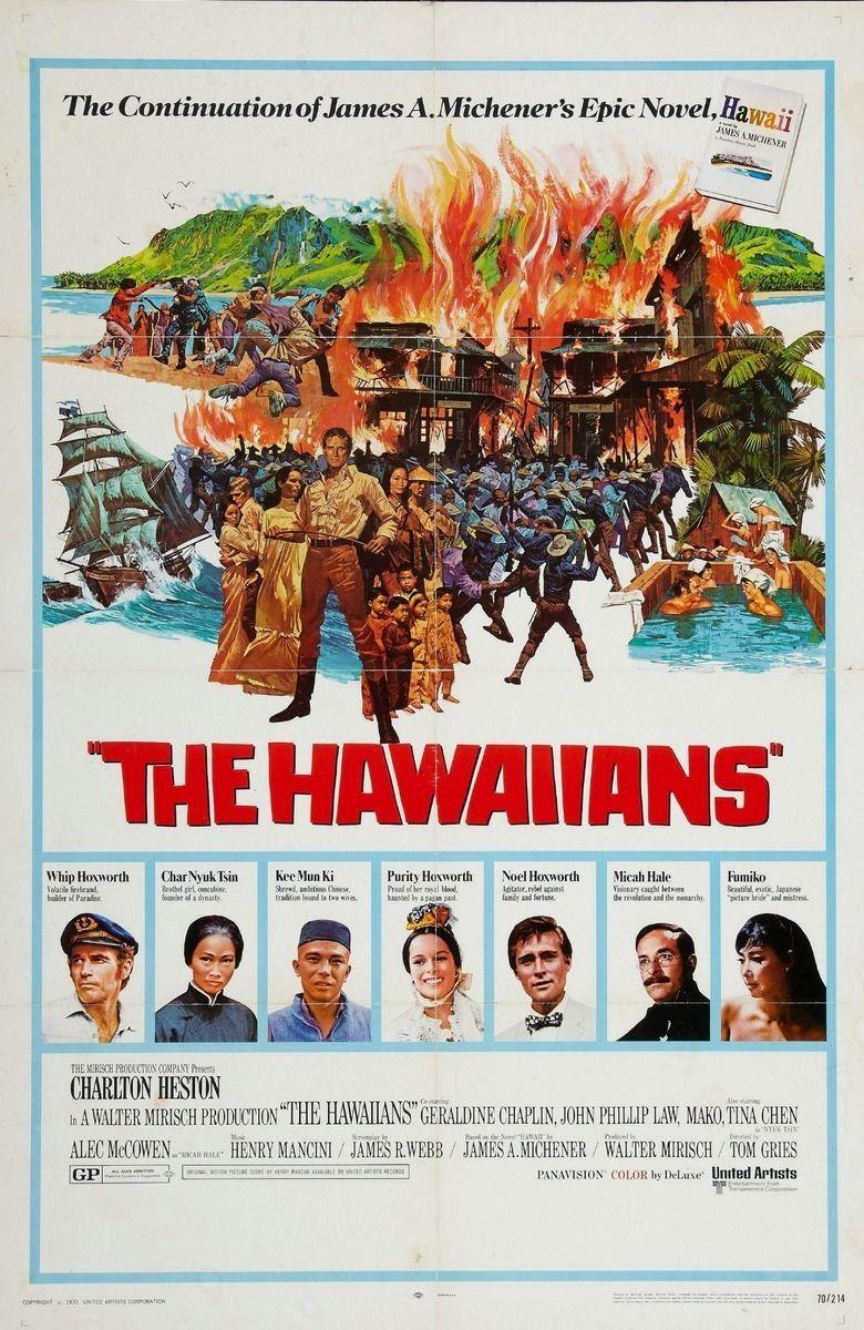 The Hawaiians (film) movie poster