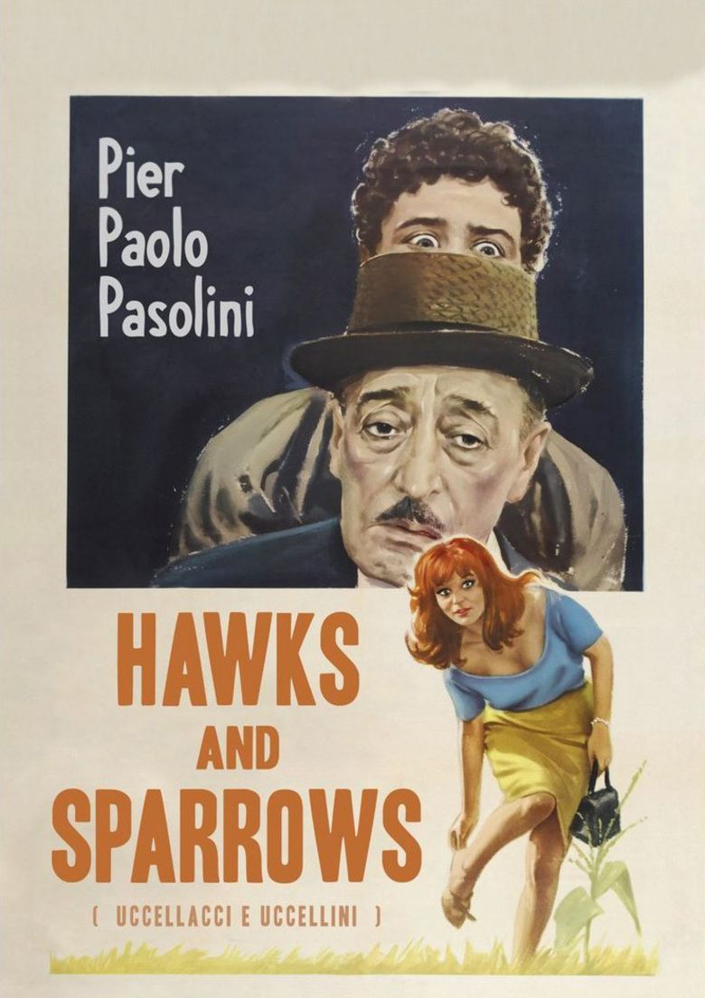 The Hawks and the Sparrows movie poster