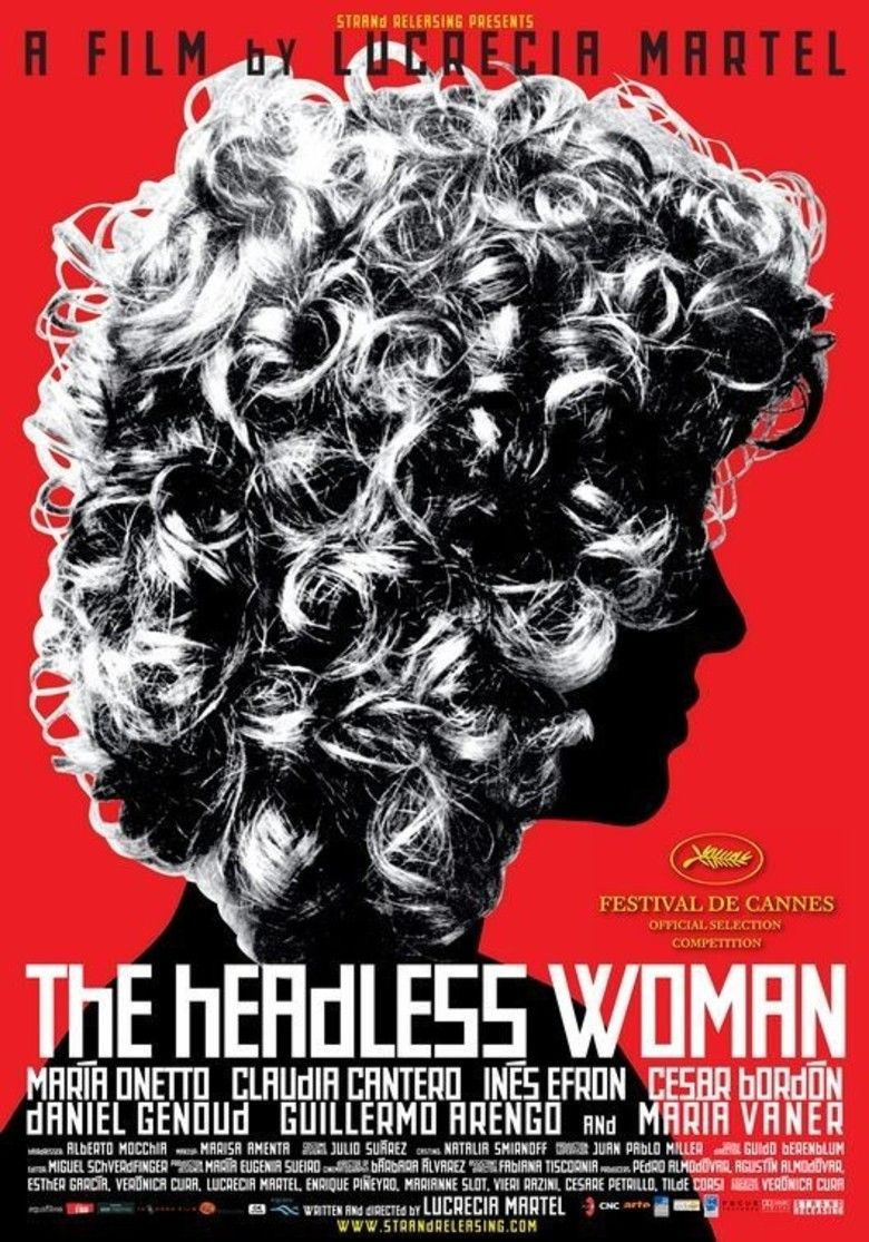 The Headless Woman (2008 film) movie poster