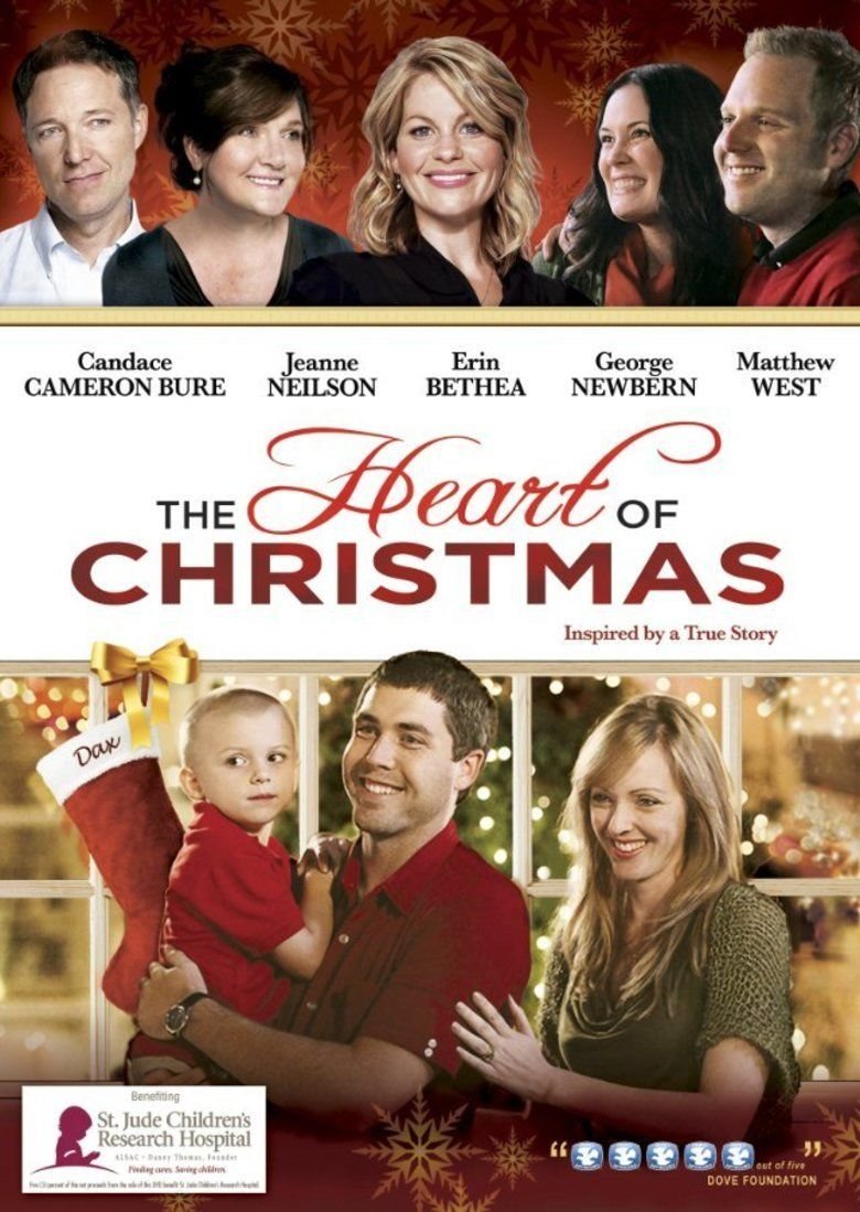 The Heart of Christmas movie poster
