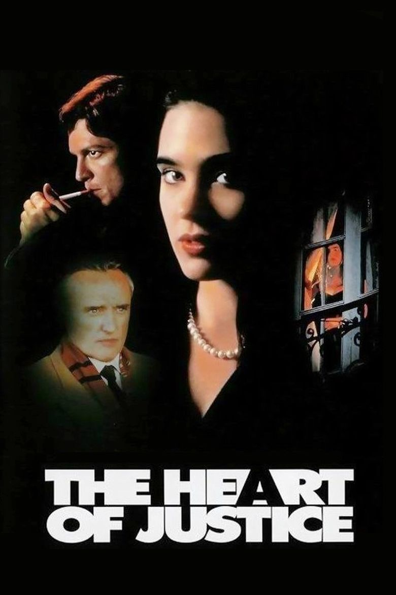 The Heart of Justice movie poster