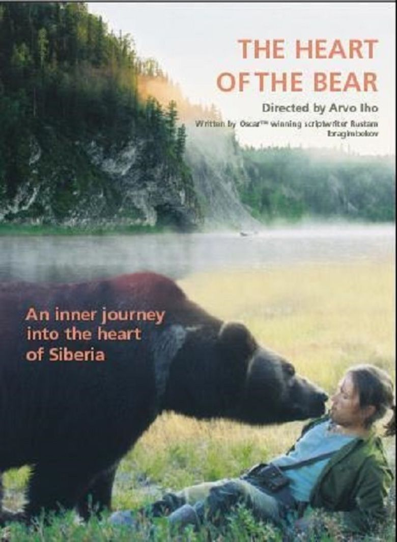 The Heart of the Bear movie poster
