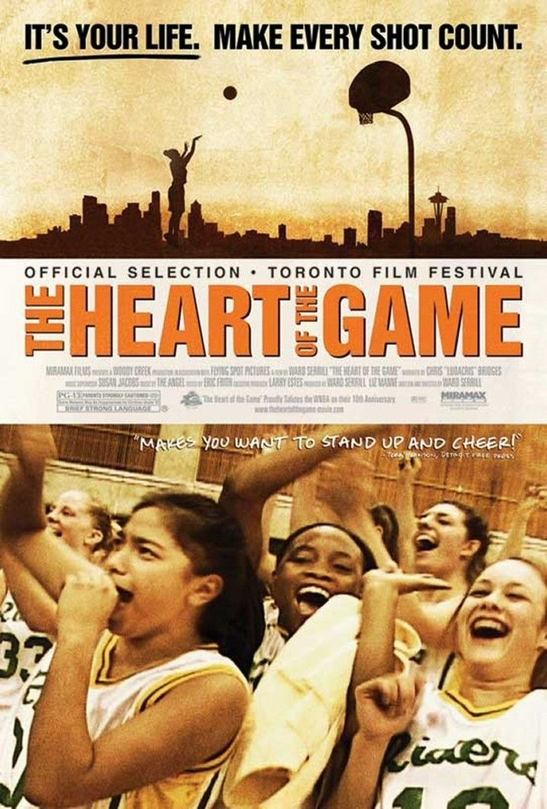 The Heart of the Game movie poster
