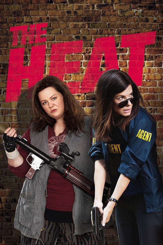 The Heat (film) movie poster