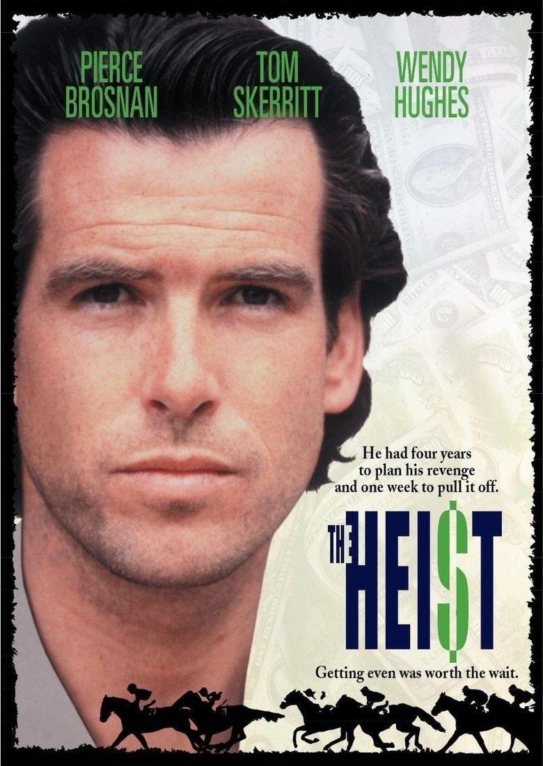 The Heist (1989 film) movie poster