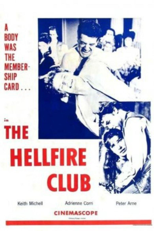 The Hellfire Club (film) movie poster