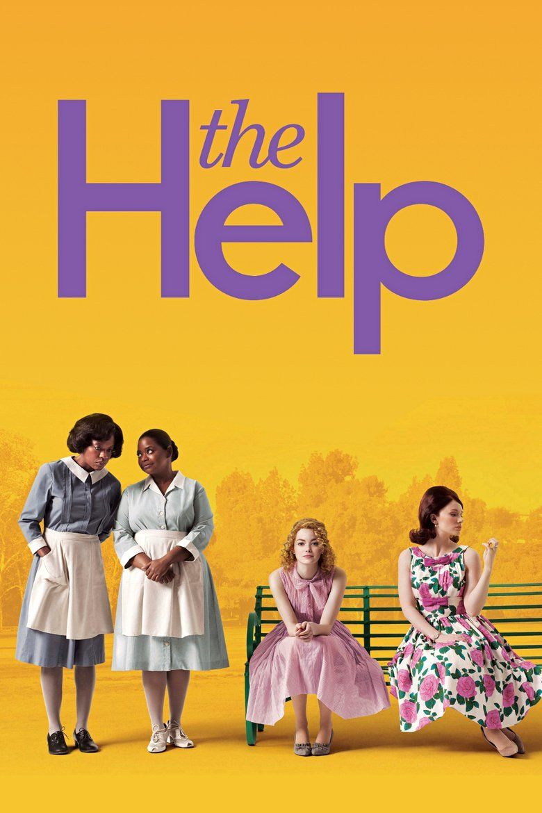 The Help (film) movie poster