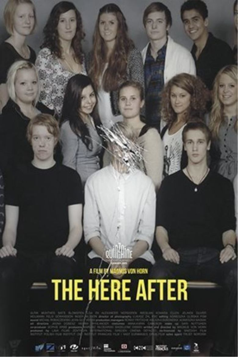 The Here After movie poster