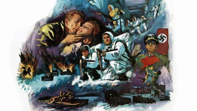 The Heroes of Telemark movie scenes