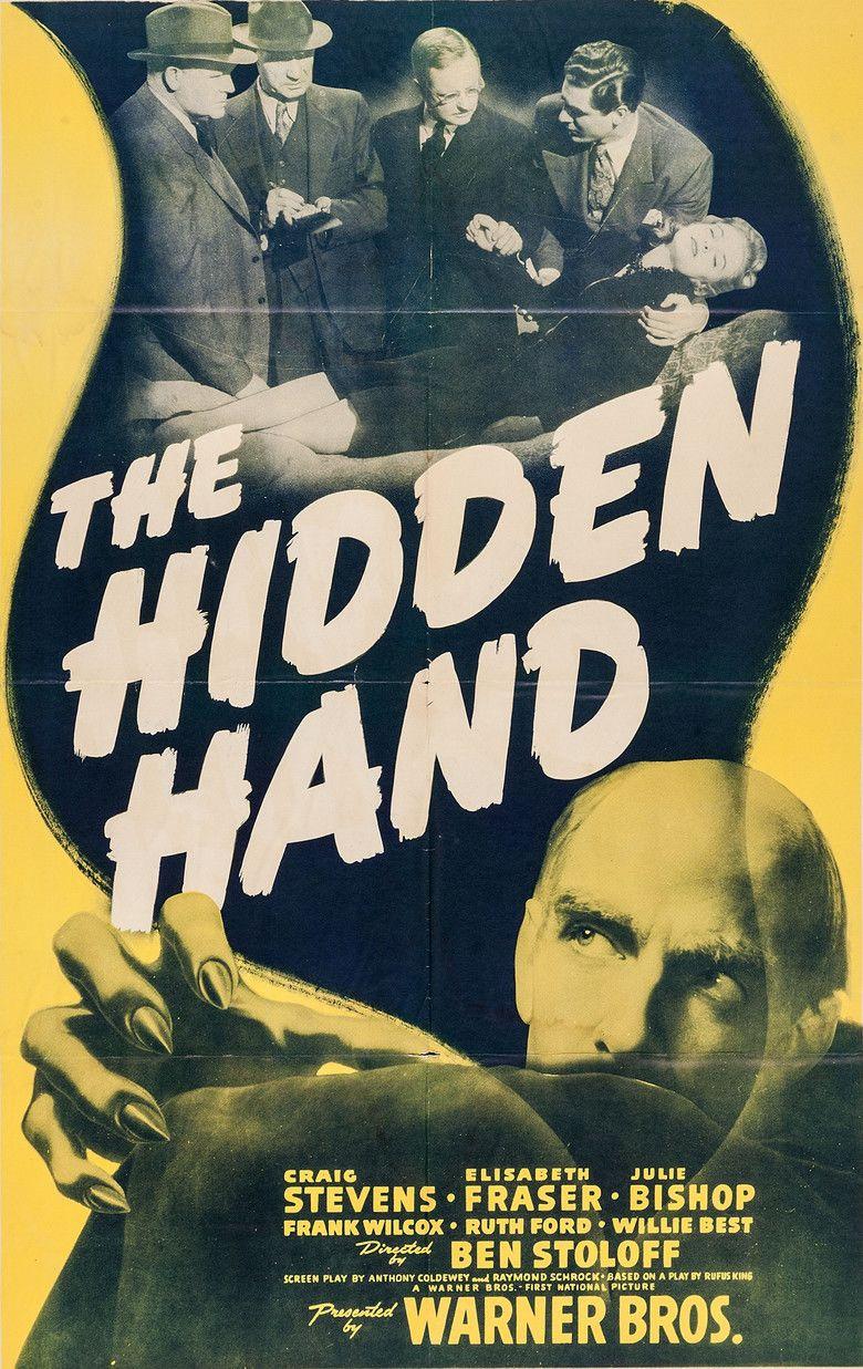 The Hidden Hand (1942 film) movie poster