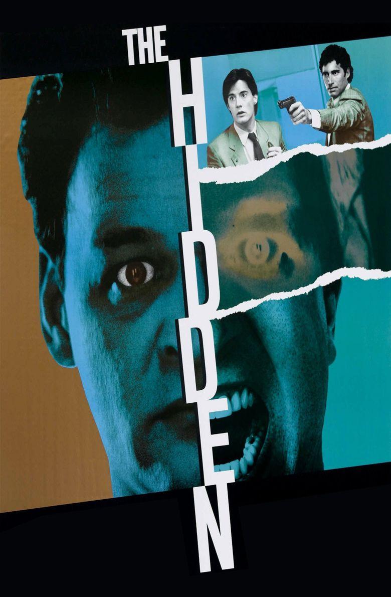 The Hidden (film) movie poster