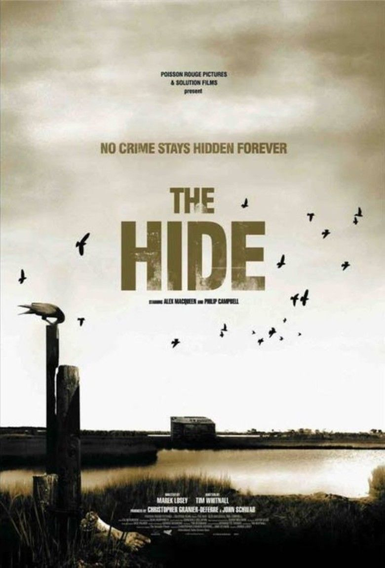 The Hide movie poster