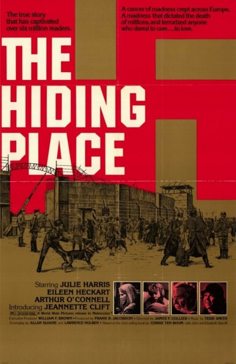 The Hiding Place (film) movie poster