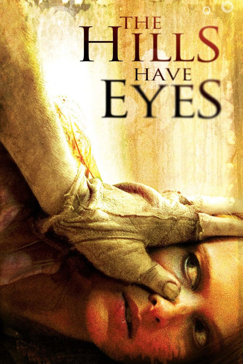 The Hills Have Eyes (2006 film) movie poster