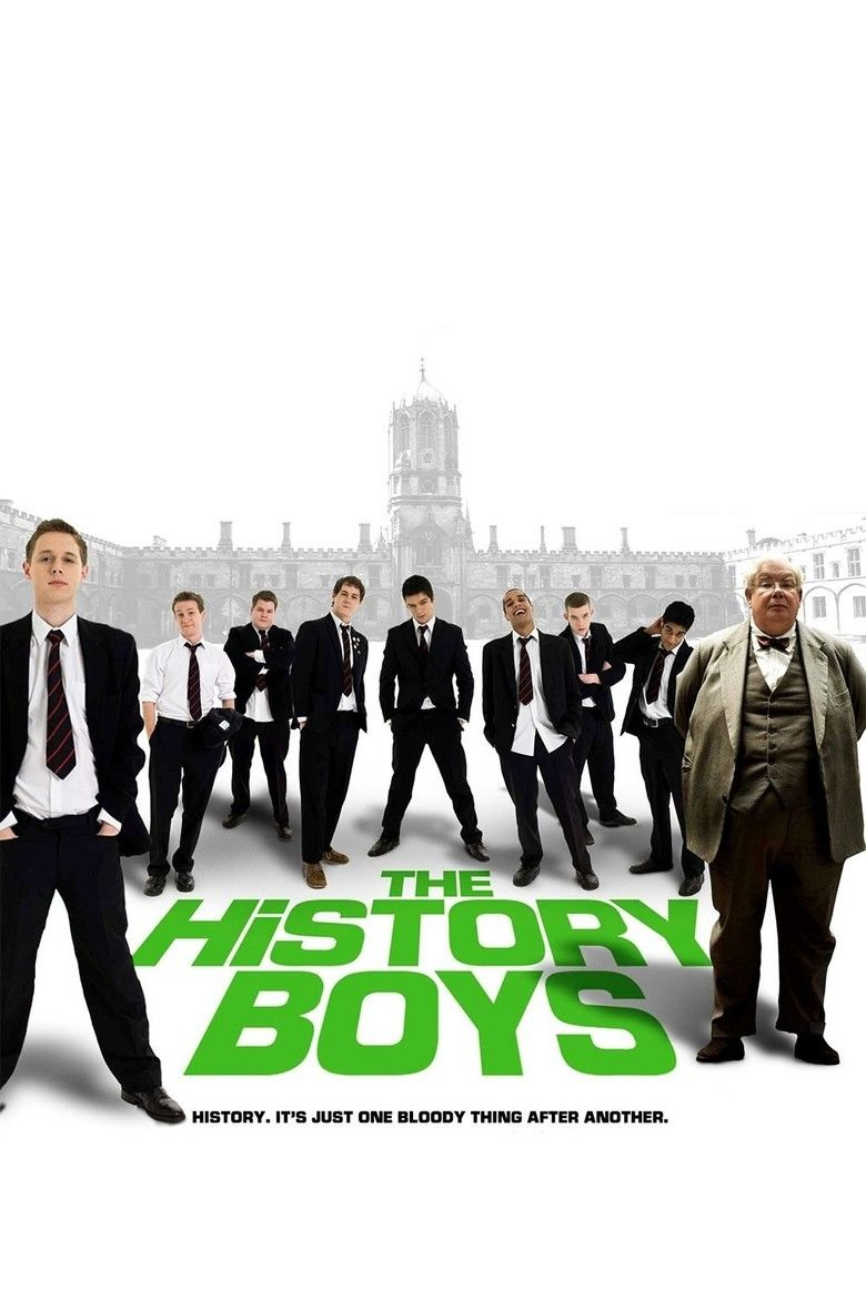 The History Boys (film) movie poster